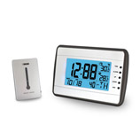 Multifunctional Weather Station With Radio Controlled Clock