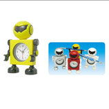 Mini Robot Alarm Clock