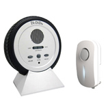 Tyre Shape Wireless Musical Doorbell